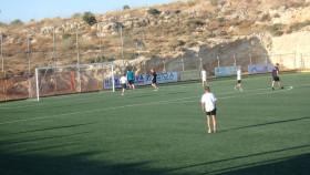 Voetbal op Kreta Griekenland Vakantie (38)