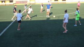 Voetbal op Kreta Griekenland Vakantie (4)