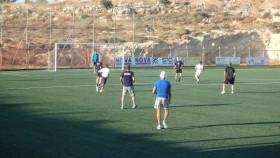 Voetbal op Kreta Griekenland Vakantie (40)