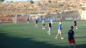 Voetbal op Kreta Griekenland Vakantie (42)