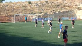 Voetbal op Kreta Griekenland Vakantie (43)