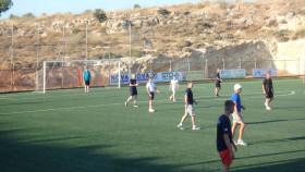 Voetbal op Kreta Griekenland Vakantie (44)