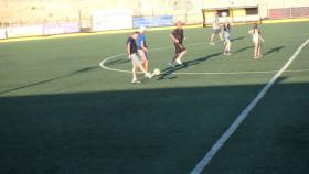 Voetbal op Kreta Griekenland Vakantie (46)