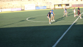 Voetbal op Kreta Griekenland Vakantie (48)