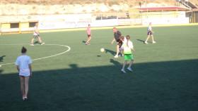Voetbal op Kreta Griekenland Vakantie (7)