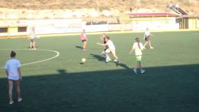 Voetbal op Kreta Griekenland Vakantie (8)
